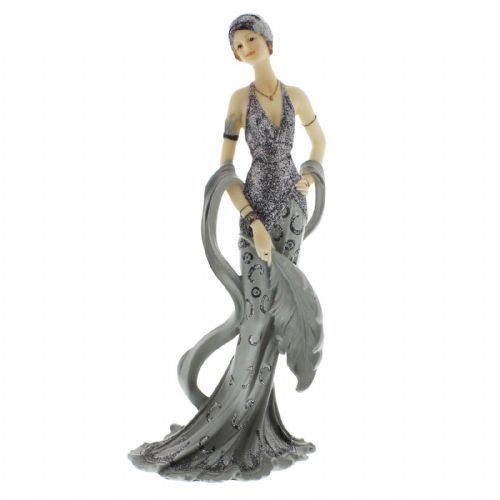 Juliana Midnight Shimmer Broadway Belles Art Deco Figurine - 'June' 60750